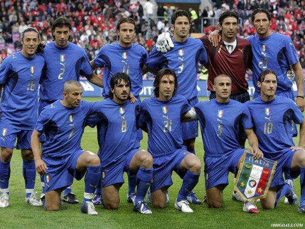 Italy World Cup 2006 Germany Worldcupsoccernews Italian