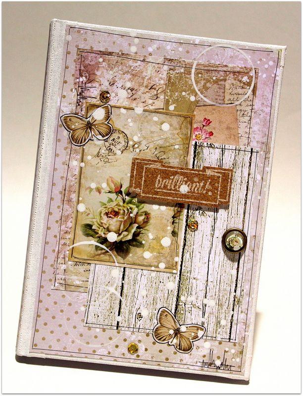 Romantic calendar book - Lemoncraft