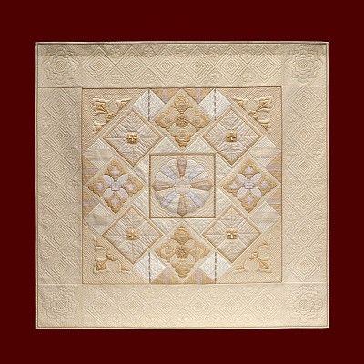 Pauline Ineson- Creative Machine Sewing - The Heirloom Quilt
