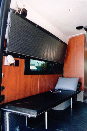 Sportsmobile Custom Camper Vans Bunks Amp Platform Beds