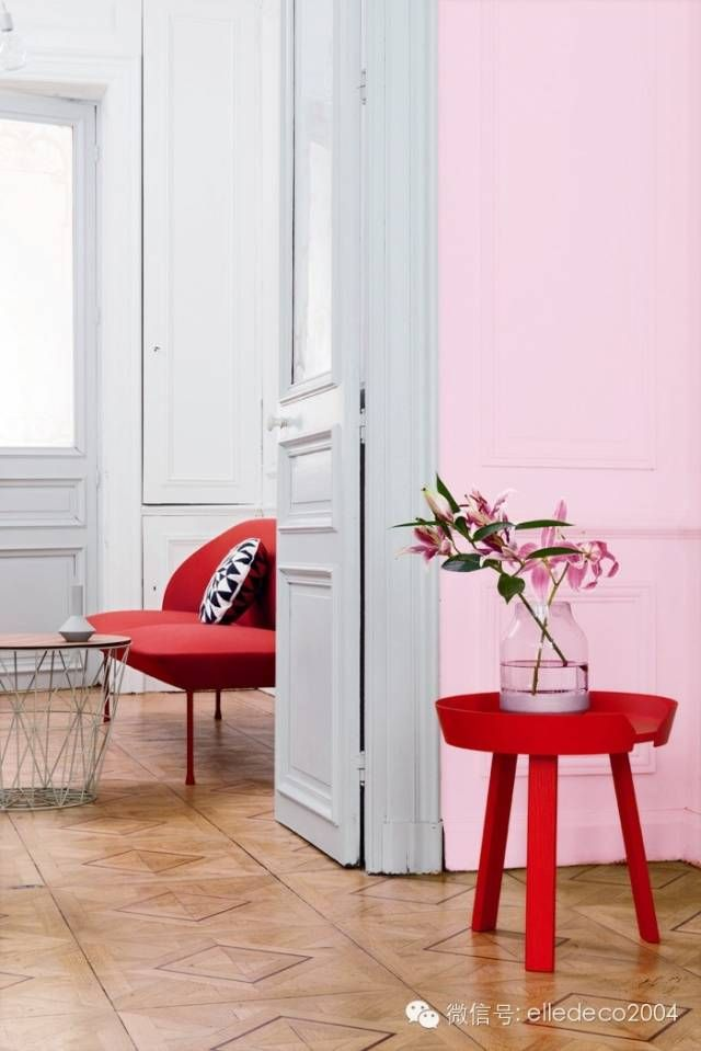 Trend blush walls farben wandfarbe gelb - Wandfarbe leuchtend ...