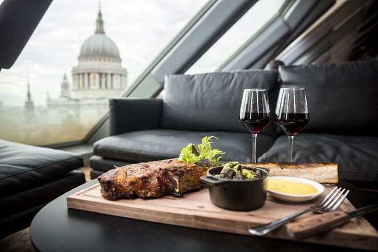 Madison Restaurant - London