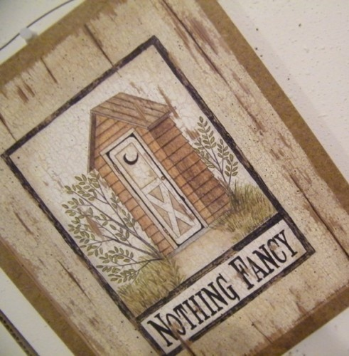 Bathroom Signs Ebay 32 best outhouses images on pinterest | bathroom ideas, outhouse