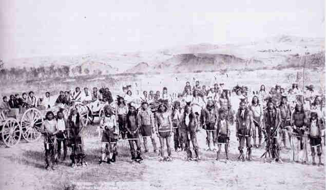 ~ Wounded Knee Massacre 1890 ~