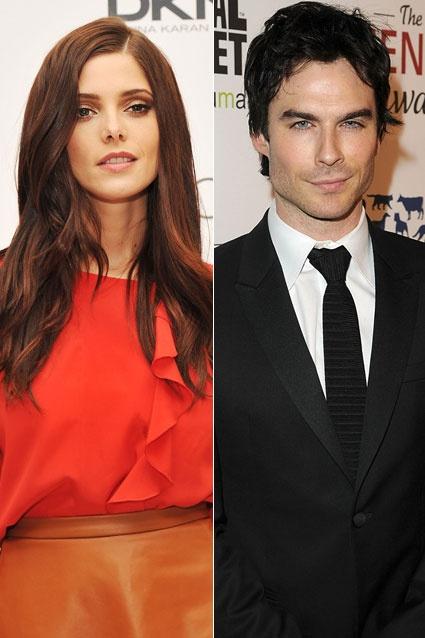 Are Ashley Greene and Ian Somerhalder dating