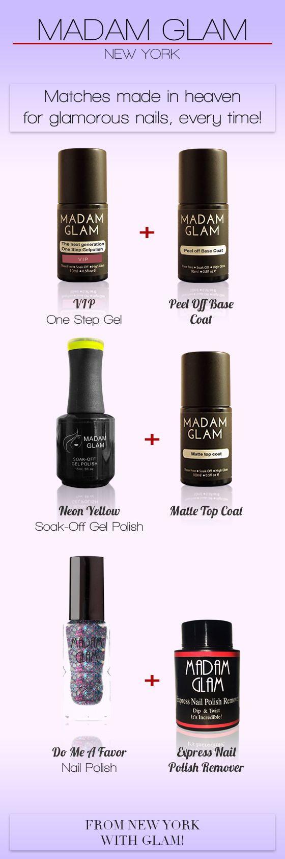 200 best Madam Glam \