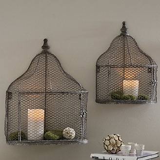 .Wall Decor, Birds Cages, Birds House Nests Cags, Birds Nests, Wall Birdcages Cut, Crafts Decor Ideas, Birdcages I, Decor Birdcages, Candles Ideas