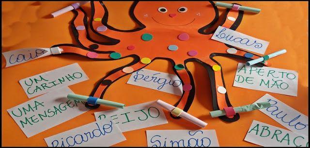 Polvo da Identidade: Este jogo tem como objetivo desenvolver a afetividade, promovendo bem estar, amizade e o relacionamento entre os alunos.