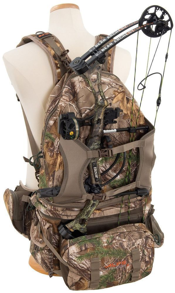 Outdoor Z Pathfinder Bow Deer Hunting Archery Hunting Back Pack Camping Fishing | Sporting Goods, Hunting, Hunting Accessories | eBay! #deerhuntinggear #bowhuntingtips