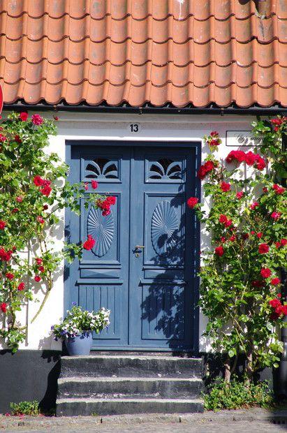 blå dörr - Sök på Google