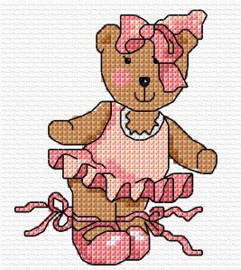 10 July 13 - Girl Teddy. Freebie from http://lesleyteare.com