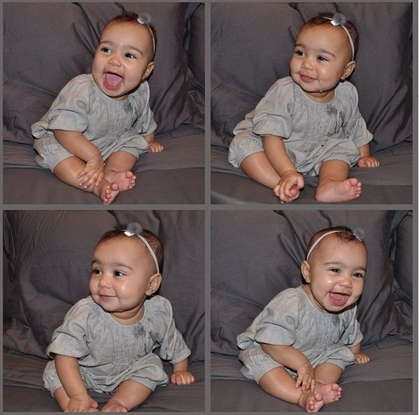 North West to Wear Diamond Shoes at Kim Kardashian and Kanye West's Wedding