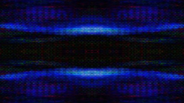 Video Flux 033: Television screen pixels fluctuate with color and video motion (Loop).   A Luna Blue  http://www.alunablue.com  Imagery for Your Imagination
