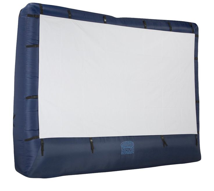 Airblown Inflatable Movie Screen with Storage Bag- 12.5�