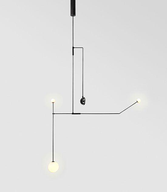 Michael Anastassiades | Kinetic Lights