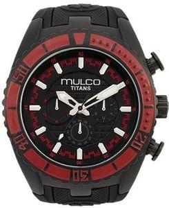 Mulco TITANS WAVE Chronograph Mens Watch MW5-1836-065