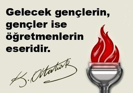 Türkiye'de her yıl 24 Kasım, Öğretmenler Günü olarak kutlanır. Bu, 1981 yılında başlamış bir uygulamadır.