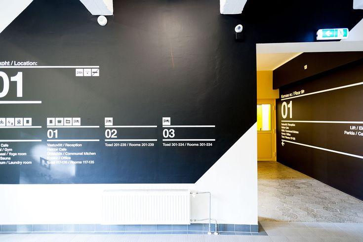 Hektor Design Hostels on Behance