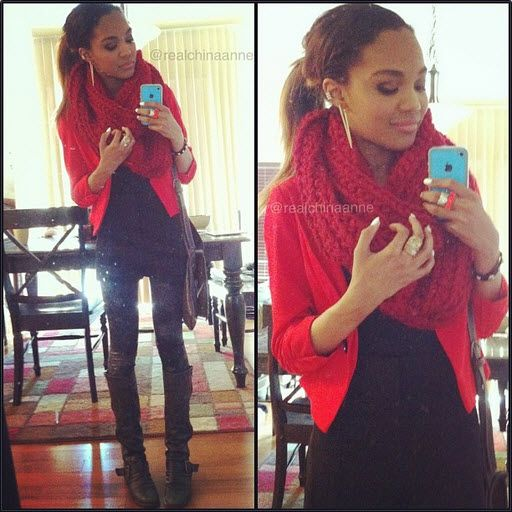 Character Inspiration: Taylor (Lil sister)   China Anne McClain