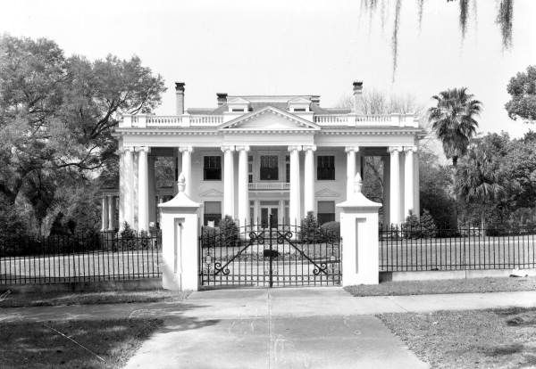 Old Governor's mansion - Tallahassee, Florida