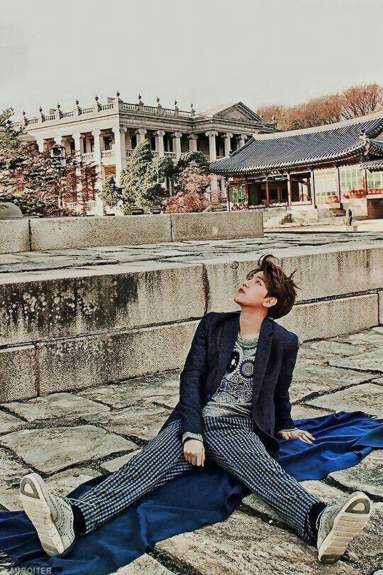 #Baekhyun #Exo