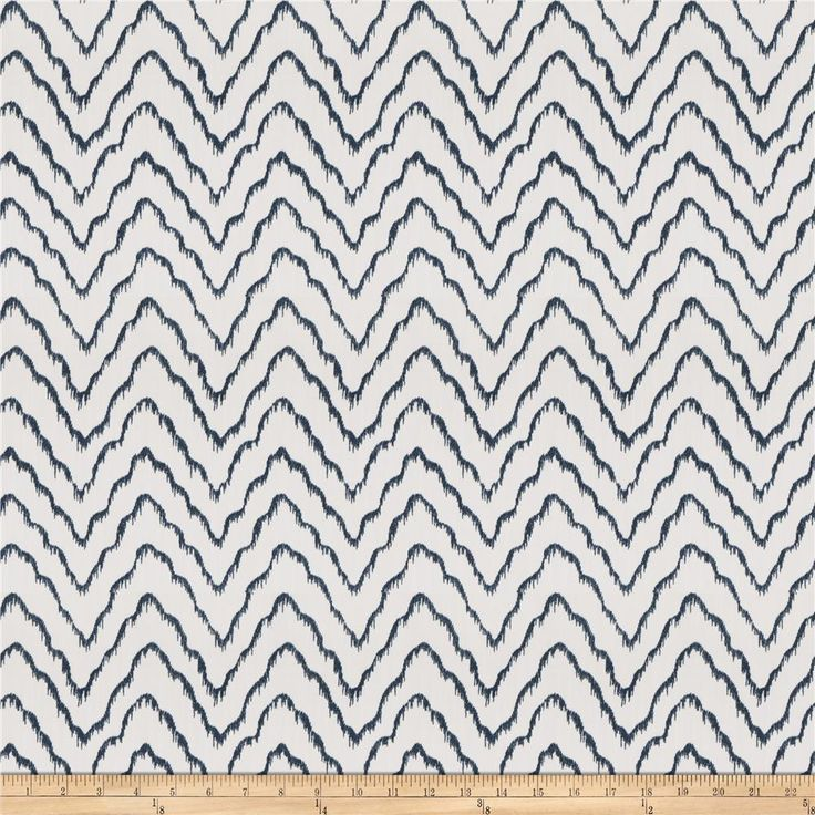 This beautiful heavyweight fabric features a flamestitch / bargello embroidery throughout. Perfect for draperies, swags, duvet covers, shams, toss pillows, and light upholstery projects.