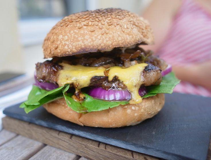Ribeye Burger