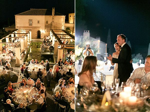 Giota&Levon! A romantic wedding in Monemvasia! The theme of the wedding was lavender! Giota shined in her dreamy wedding dress, that was made of the finest lace!