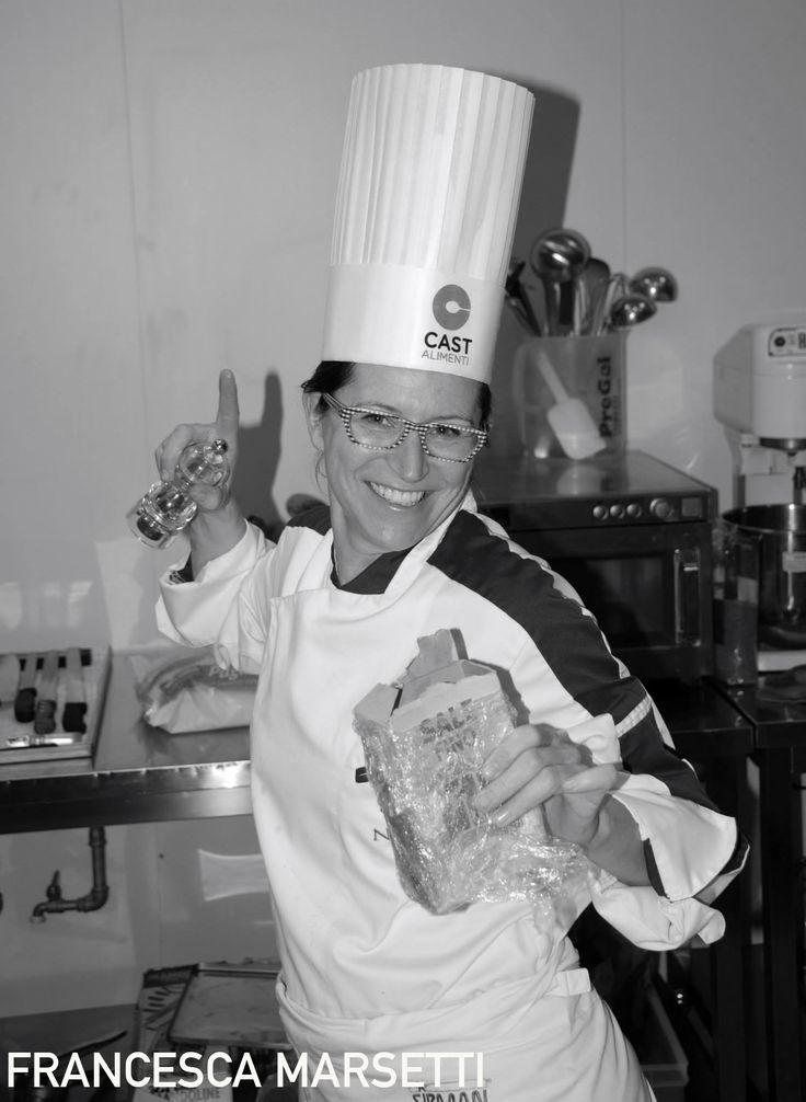 Chef Francesca Marsetti, nota ai più per la sua partecipazione alla prova del cuoco!!!