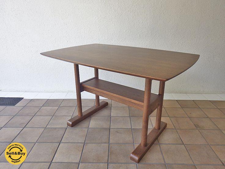 ウニコ unico スーク SUK ダイニングテーブル w115 ◇