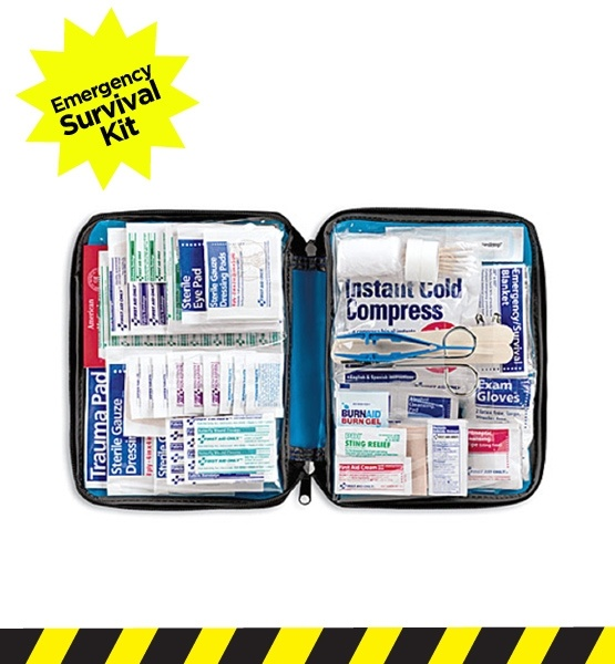 Softpack First Aid Kit-all-purpose first aid kit with over 100 bandages, antibiotic creams and even a first aid guideRed Crosses, 299 Piece, Guide Sets, First Aid Kits, Crosses Guide, Personalized Care, Emergency Bags, Piece Softbag, Cars Outdoor