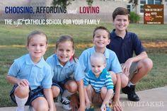 HDYDI: Choose, Apply & Thrive in Catholic School
