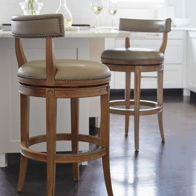 Fabulous Oak Swivel Bar Stools Counter Height Decoration Counter Pabps2019 Chair Design Images Pabps2019Com
