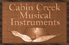 Order a Mountain Dulcimer, Hammered Dulcimer or Bowed Psaltery from Cabin Creek Music