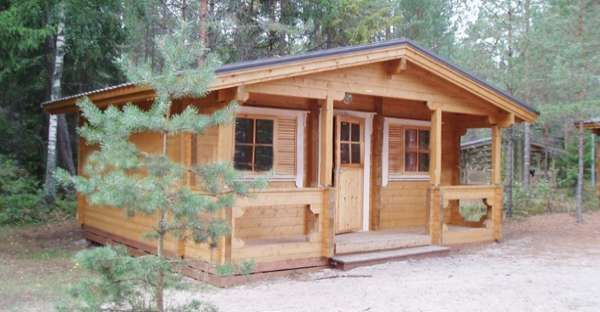 9 best mother in law cottage images on pinterest small for Mother in law log cabin