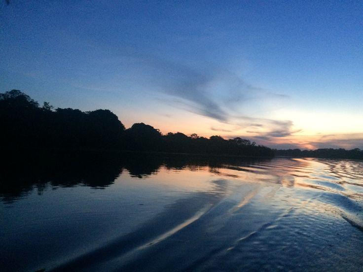 Lago Tarapoto.