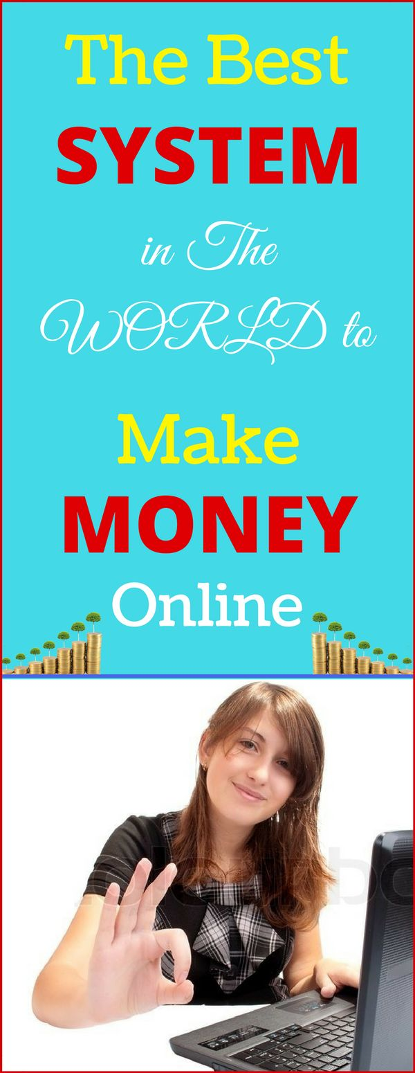 Need money NOW? Make Money Online with World's Best Genuine System! More Than 40000 Beginners are making $2380 Per Week. Join Today For FREE and Start Making Money 15 minutes from Now! Click to see how >>>