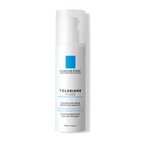 Best serum for oily skin This lightweight, mattifying serum is perfect for anyone struggling with sensitive or oily skin. It soothes redness whilst calming oil production, making it great for balancing a variety of skin types. Buy it here.