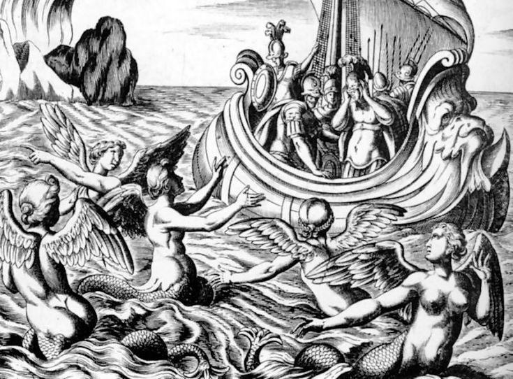 Le blog de la Coudoulière: Sirènes, mythe ou réalité ?