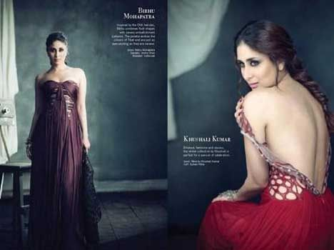 Kareena Kapoor After Marriage For Filmfare Photoshoot