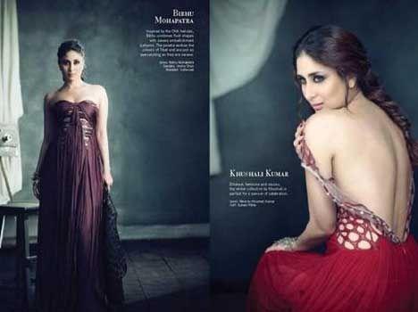 Kareena Kapoor After Marriage For Filmfare Photoshoot
