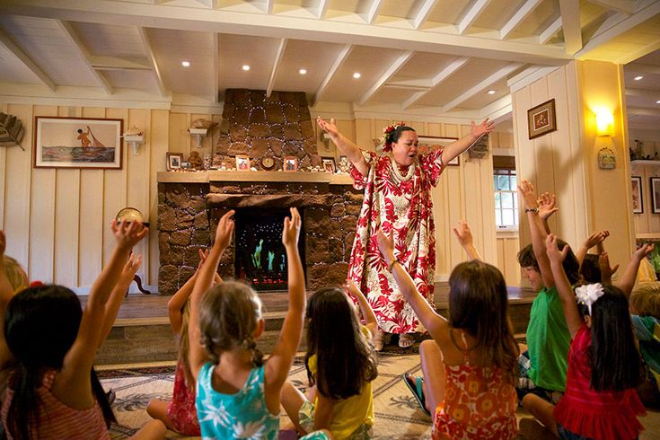 Unforgettable Details of Aulani, a Disney Resort & Spa: Aunty's Beach House