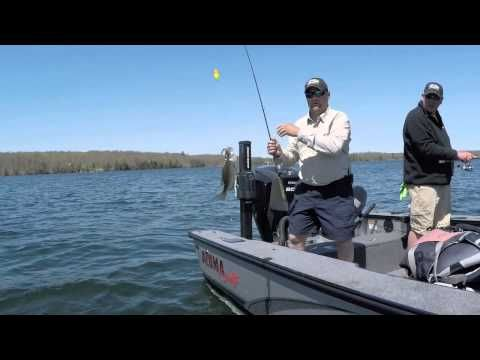 How and Where to Catch Prespawn Crappies - Outdoor News - May 2015