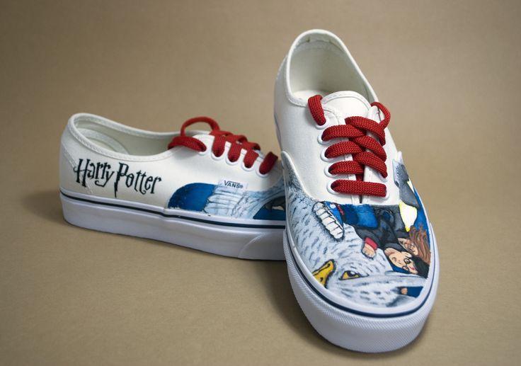 Harry Potter Shoes Vans