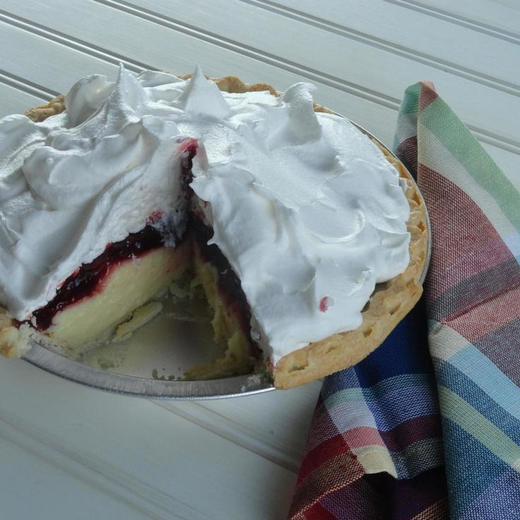 I tried this pie at a restaurant years ago and fell in love with it. I came up with my own version and recipe.
