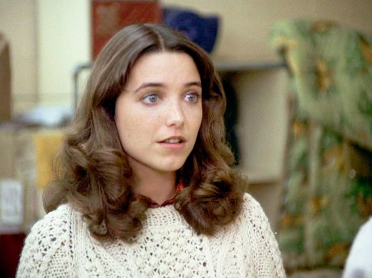 "The movie ""Animal House"" (National Lampoon's Animal House), directed by John Landis. Seen here, Seen here, Karen Allen (as Katy)."