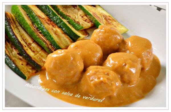 17 best images about recetas themomix on pinterest - Albondigas de verdura ...