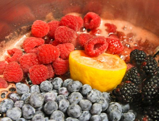 Strawberry - Mixed-berryjam