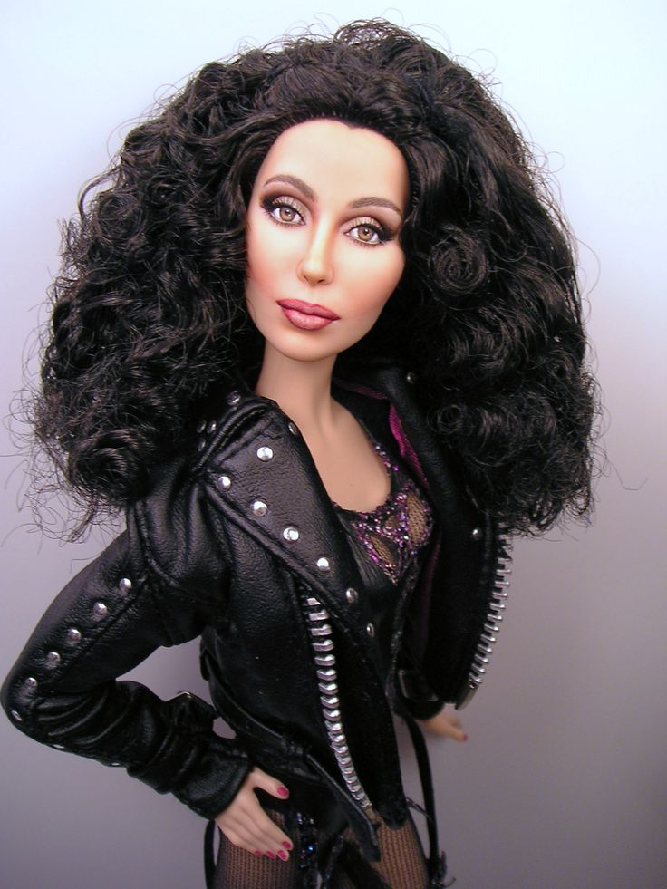 Barbie: Celebrities You Never Knew Were Made Into Barbies ...