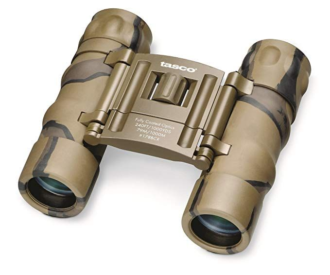 Tasco Essentials 10x 25mm Compact Binoculars Review Browning Camo Binoculars Binoculars For Kids
